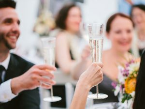 A Brief History Of The Wedding Toast